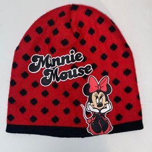Girls Minnie Mouse Toque